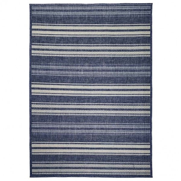 Tapete Edantex Clyde 05 2,00 x 3,00 - Azul