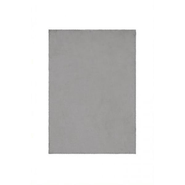 Tapete Edantex Pluma 02 Cinza 1,40 X 2,00