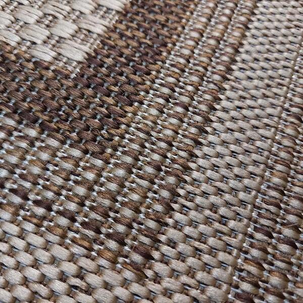 Tapete J Serrano Eco Nature Moldura 070 2,00 x 3,00 - Marrom