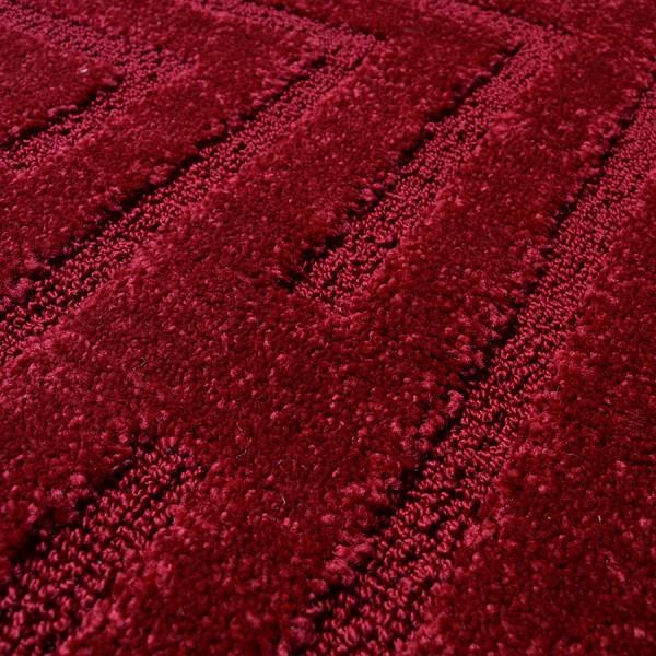Tapete J Serrano Realce Eden 010 2,00 x 3,00 - Vermelho