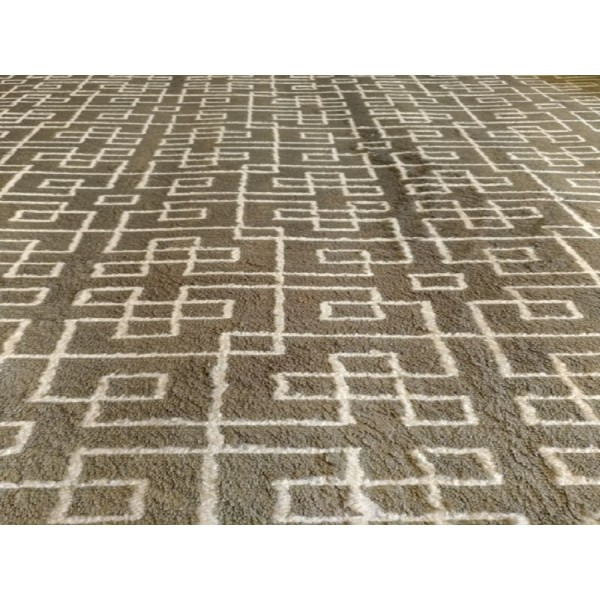 Tapete Sala São Carlos Attuale Ric Geometrico 1,95 x 2,50