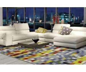 Tapetes coloridos: como utilizar na decoração