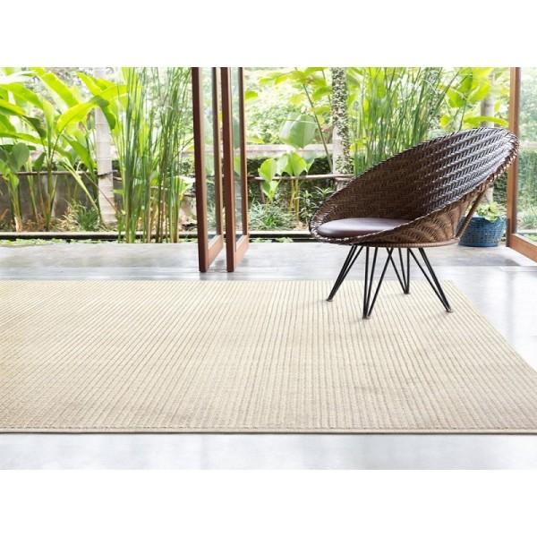 Tapete Chevron Natural 2,00 x 2,90 0441 Tapetes S�...